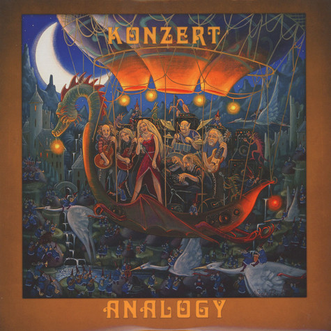 Analogy - Konzert