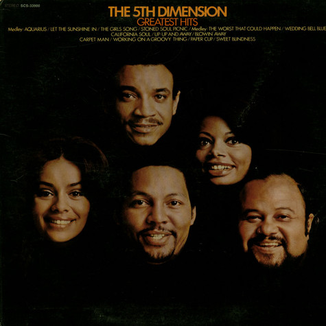 Fifth Dimension, The - Greatest Hits