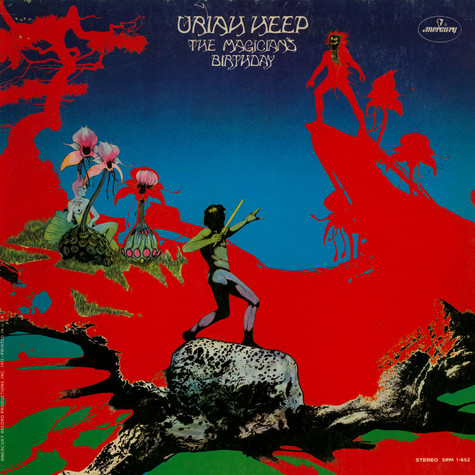 Uriah Heep - The Magician's Birthday