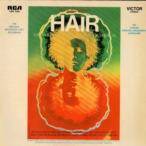 V.A. - Hair - The American Tribal Love-Rock Musical (The Original Broadway Cast Recording)