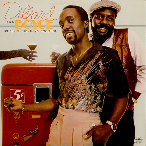 Dillard & Boyce - We're In This Thing Together