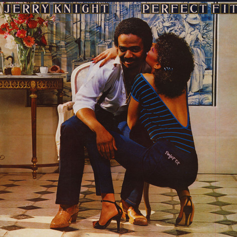 Jerry Knight - Perfect Fit