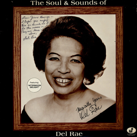 Del Rae - The Soul & Sounds Of: