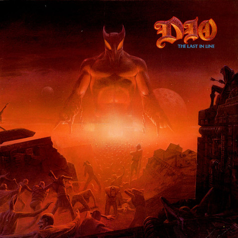 Dio - The Last In Line