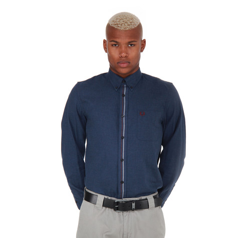 Fred Perry - Tipped Marl Shirt