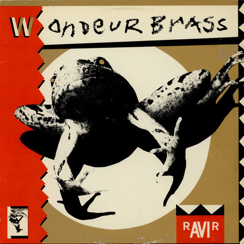 Wondeur Brass - Ravir
