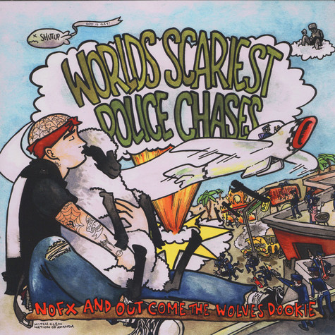 Worlds Scariest Police Chases - NOFX...And Out Come The Wolves Dookie