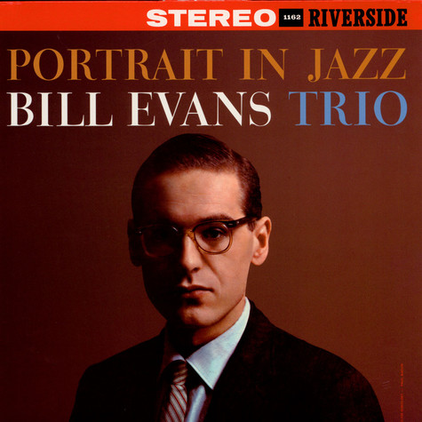 Bill Evans Trio, The - Portrait In Jazz