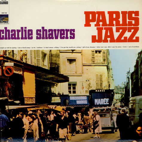 Charlie Shavers - Paris Jazz