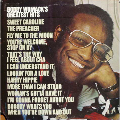 Bobby Womack - Bobby Womack's Greatest Hits