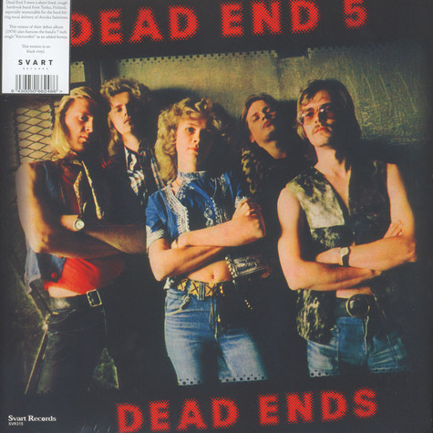 Dead End 5 - Dead Ends Black Vinyl Edition