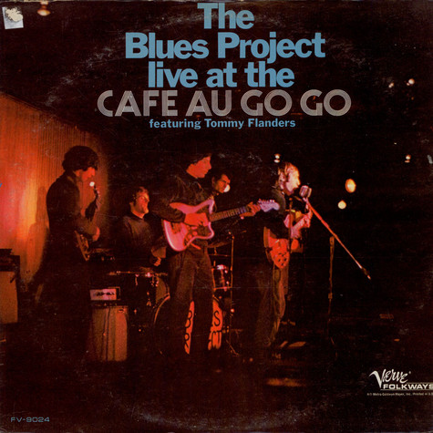 Blues Project, The - Live At The Cafe Au Go Go