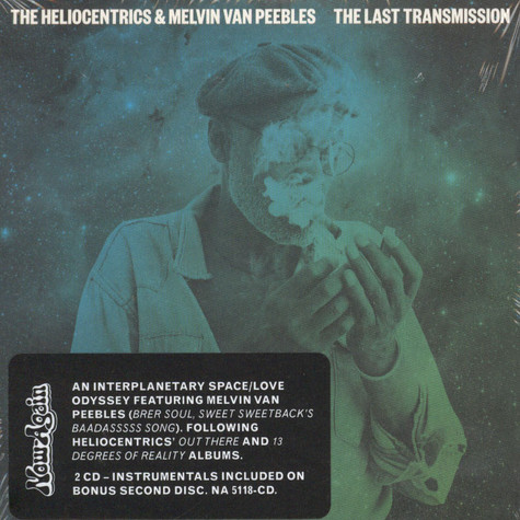 Heliocentrics, The & Melvin Van Peebles - The Last Transmission