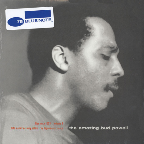 Bud Powell - Amazing Bud Powell