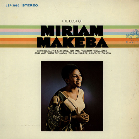 Miriam Makeba - The Best Of Miriam Makeba