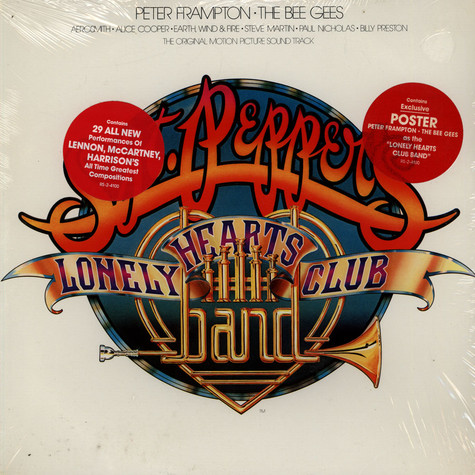 V.A. - OST Sgt. Pepper's Lonely Hearts Club Band