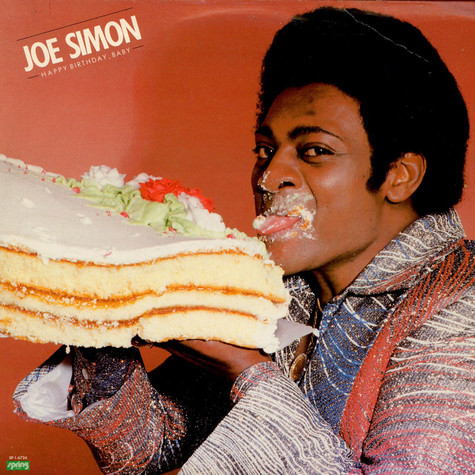 Joe Simon - Happy Birthday, Baby