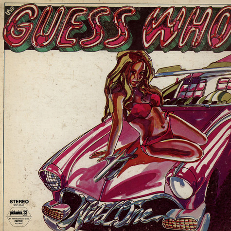 Guess Who, The - Wild One!