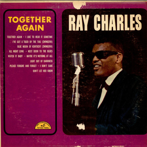 Ray Charles - Together Again