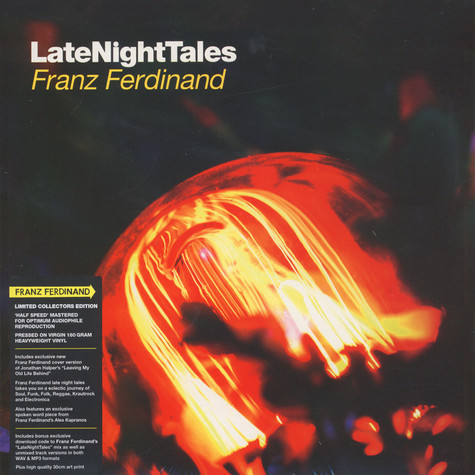 Franz Ferdinand - Late Night Tales