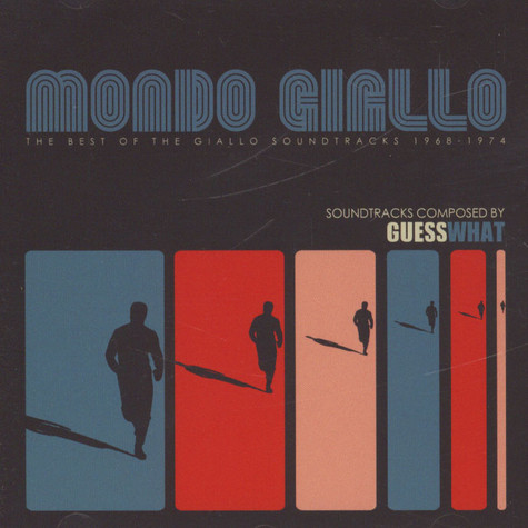 Guess What - Mondo Giallo
