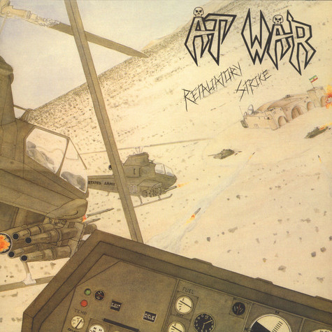 At War - Retaliatory Srike Colored Vinyl Edition