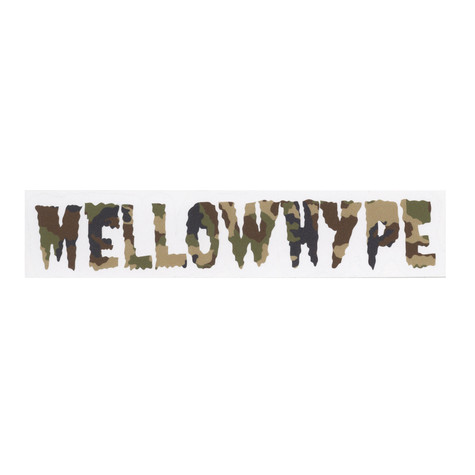 Odd Future (OFWGKTA) - Mellowhype Sticker