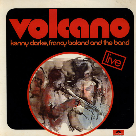 Clarke-Boland Big Band - Volcano
