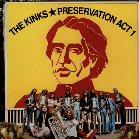 Kinks, The - Preservation Act 1
