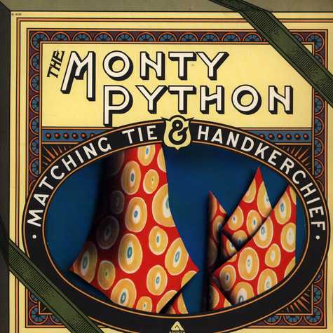 Monty Python - The Monty Python Matching Tie And Handkerchief