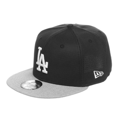 New Era - Los Angeles Dodgers Heathera 59fifty Cap
