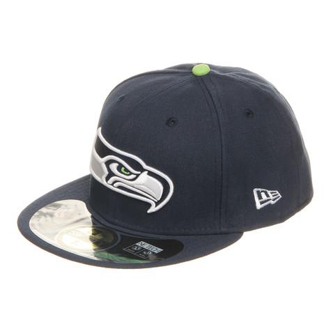 New Era - Seattle Seahawks NFL On Field Game 59fifty Cap