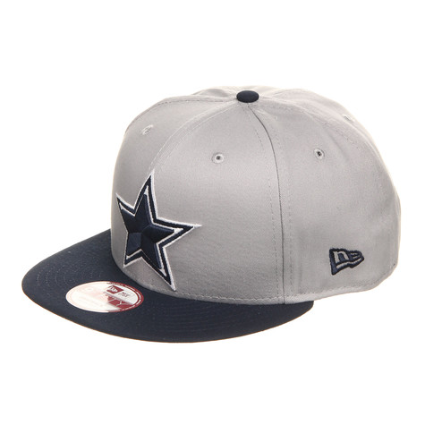 New Era - Dallas Cowboys Team Basic Cotton Snapback Cap