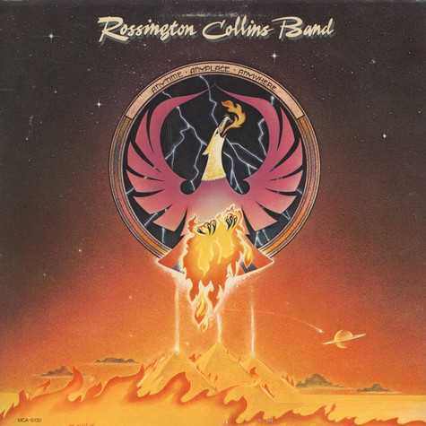 Rossington Collins Band - Anytime, Anyplace, Anywhere