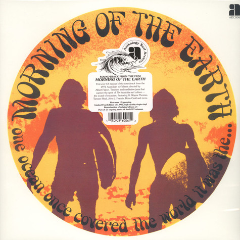 V.A. - OST Morning Of The Earth