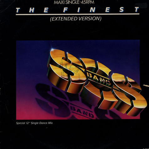 S.O.S. Band, The - The Finest (Extended Version)