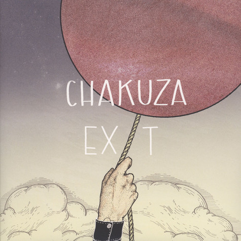 Chakuza - EXIT Limited Colored Vinyl Version