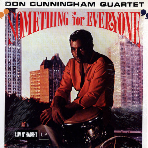 Don Cunningham Quartet - Something For Everyone