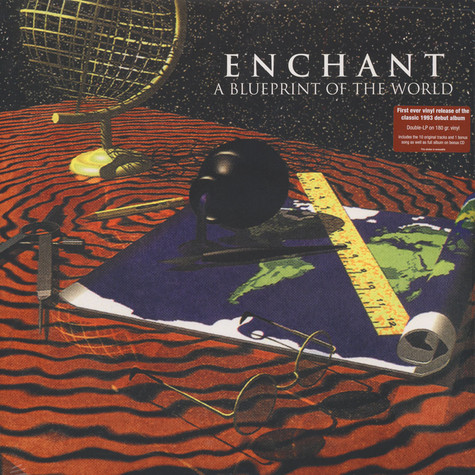 Enchant - A Blueprint Of The World