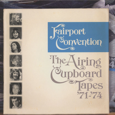 Fairport Convention - Airing Cupboard Tapes