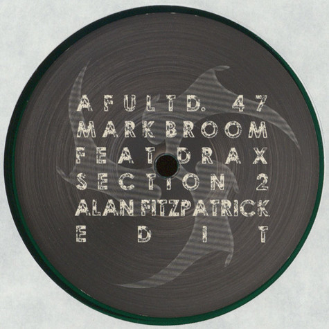 Mark Broom - Section 2 Feat. Drax (Alan Fitzpatrick Edit)