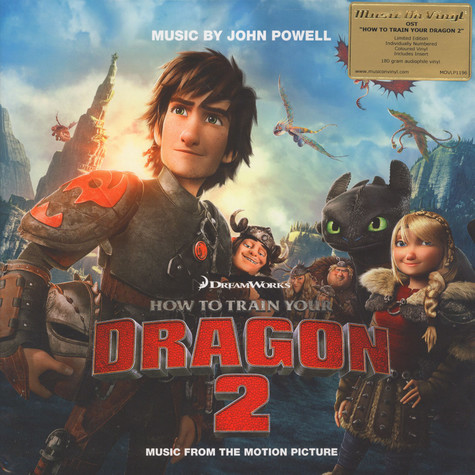 V.A. - OST How To Train Your Dragon 2