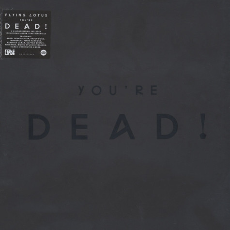 Flying Lotus - You're Dead! Limited Edition Boxset