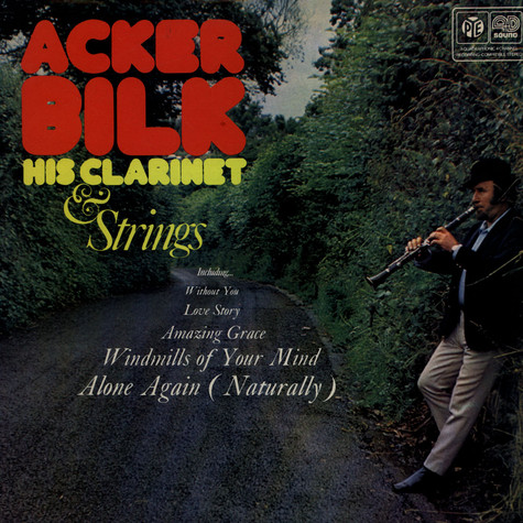 Acker Bilk - His Clarinet & Strings