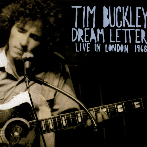 Tim Buckley - Dream Letter: Live In London 1968