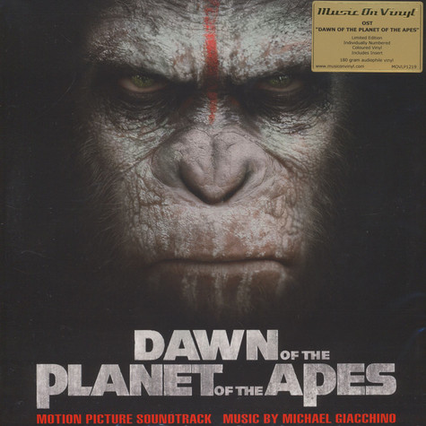 Michael Giacchino - OST Dawn Of The Planet Of The Apes