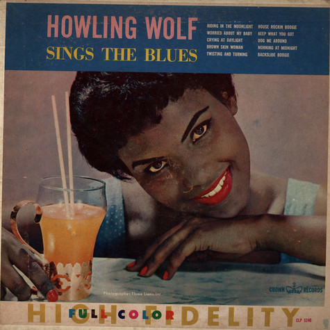Howling Wolf - Howling Wolf Sings The Blues