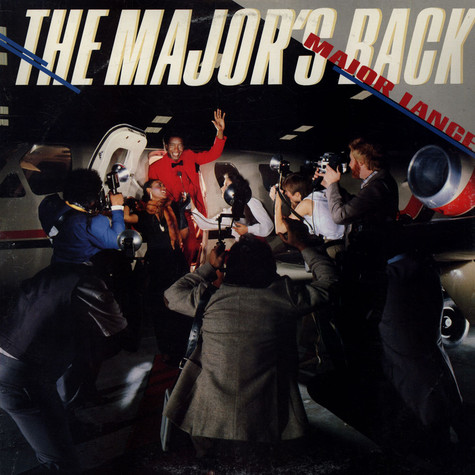 Major Lance - The Major's Back