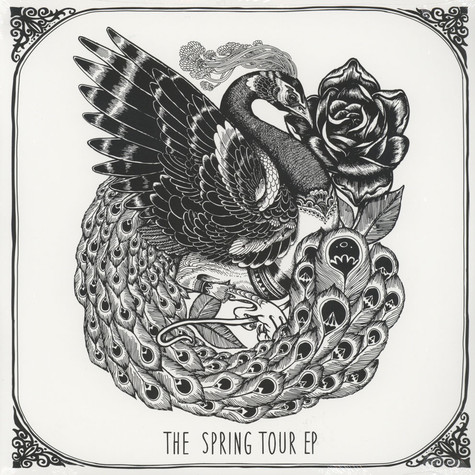 Color And Sound, The - The Spring Tour EP