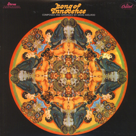 David Axelrod - Song Of Innocence